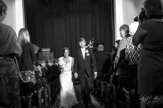 For the first time, Mr. and Mrs. Burnsed
