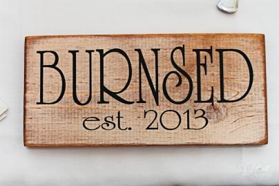 Burnsed est. 2013