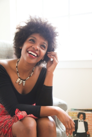 March 2013 - Marian Mereba for Beau