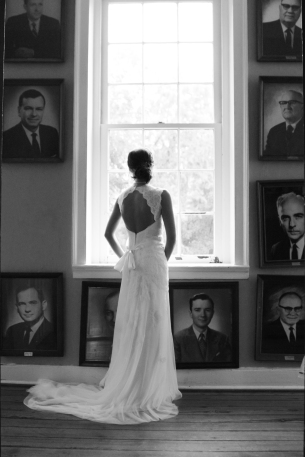 May 2014 - My first bridal portrait. A candid that turned out to be one of my favorite photos ever.