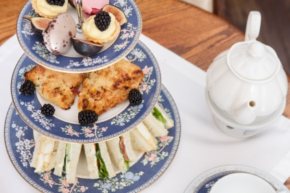 Tipple + Rose's High Tea offering