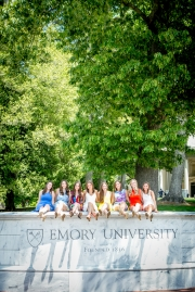 May 6, 2015 - Emory University - This is the last photo I took for any sort of student at Emory University where I first somehow convinced someone to give me money for photos. For me this photo represents closure. In the literal sense that these girls graduated and they get to leave Emory and so do I.